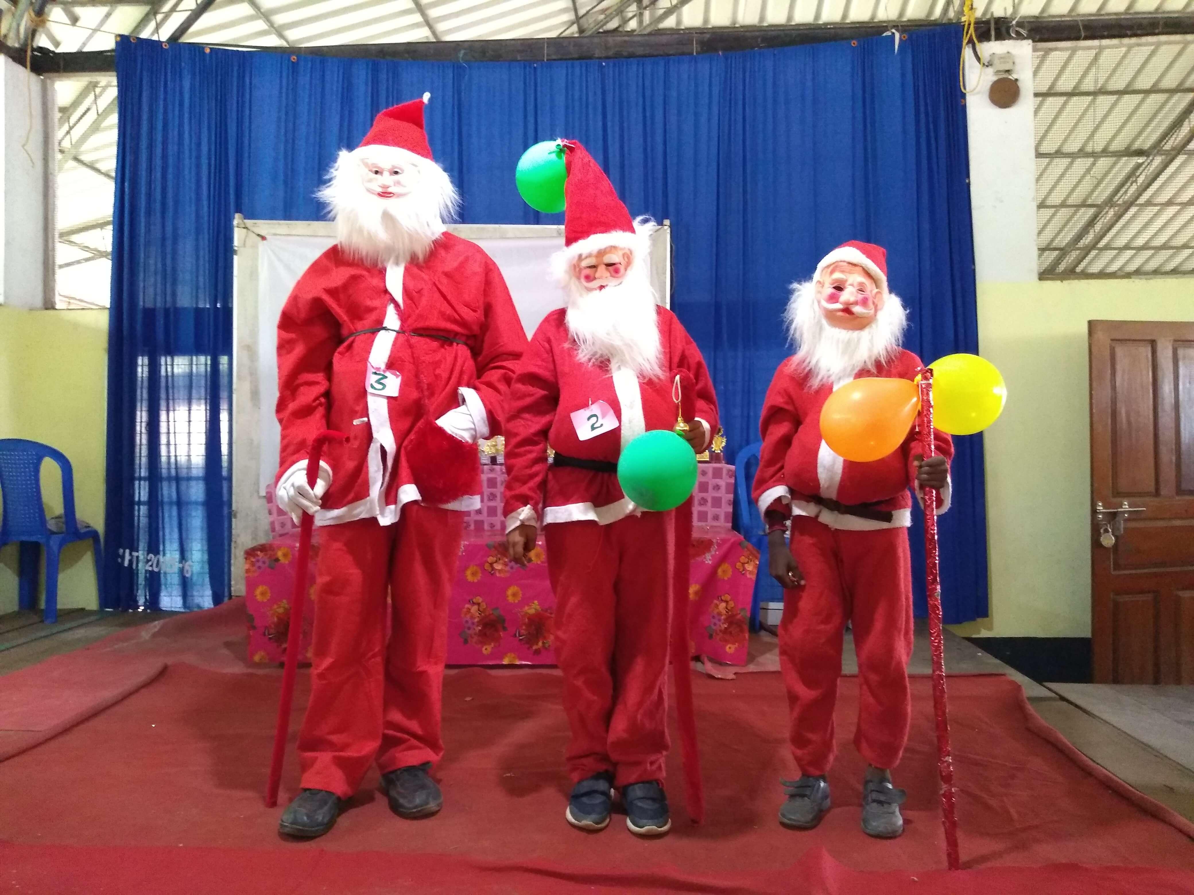 Christmas Day Celebration.Sree Venkateswara High School Tripunithura Ernakulam